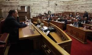 Βουλή - Εγκρίθηκε από τις Επιτροπές το νομοσχέδιο – Τι είπε για τα κόκκινα δάνεια ο Σταθάκης