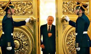 Το απίστευτο χριστουγεννιάτικο δώρο του Πούτιν σε μια 12χρονη (Vid)