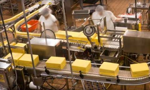 Κάμψη των τιµών εισαγωγών στη βιοµηχανία