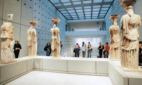 Περισσότεροι οι επισκέπτες στα μουσεία της χώρας