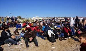 Παρατημένοι στο έλεος του Θεού βρέθηκαν δεκάδες μετανάστες στη Χαλκιδική