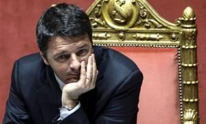 Ιταλία: Πρόταση μομφής κατά της κυβέρνησης Ρέντσι θα καταθέσει η κεντροδεξιά