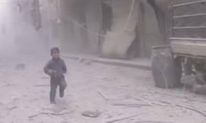Η αιματηρή καθημερινότητα ενός παιδιού στην Ντούμα