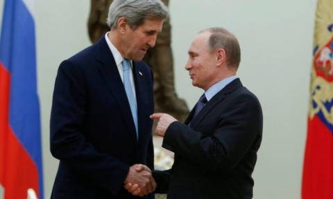 Έκτακτη διεθνή διάσκεψη για τη συριακή κρίση ανήγγειλαν Ρωσία και ΗΠΑ