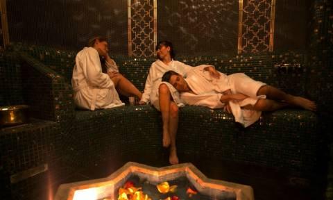 Μοναδικές εμπειρίες ευεξίας στο Μαροκινό LE ΗΑΜΜΑΜ KIFISSIA