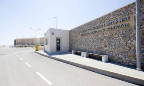 Έτοιμο να λειτουργήσει το νοσοκομείο Σαντορίνης - Ψηφίστηκε η διάταξη ίδρυσης στη Βουλή