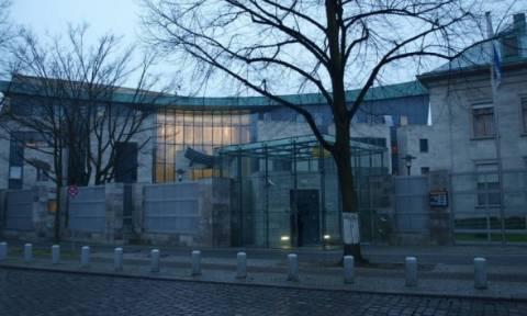 Γερμανία: Απετράπη τρομοκρατική επίθεση κατά της πρεσβείας του Ισραήλ