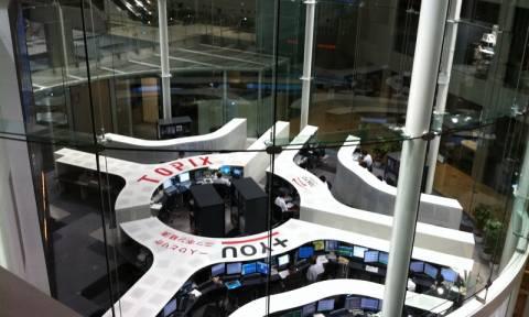 Με άνοδο ξεκίνησε ο Nikkei