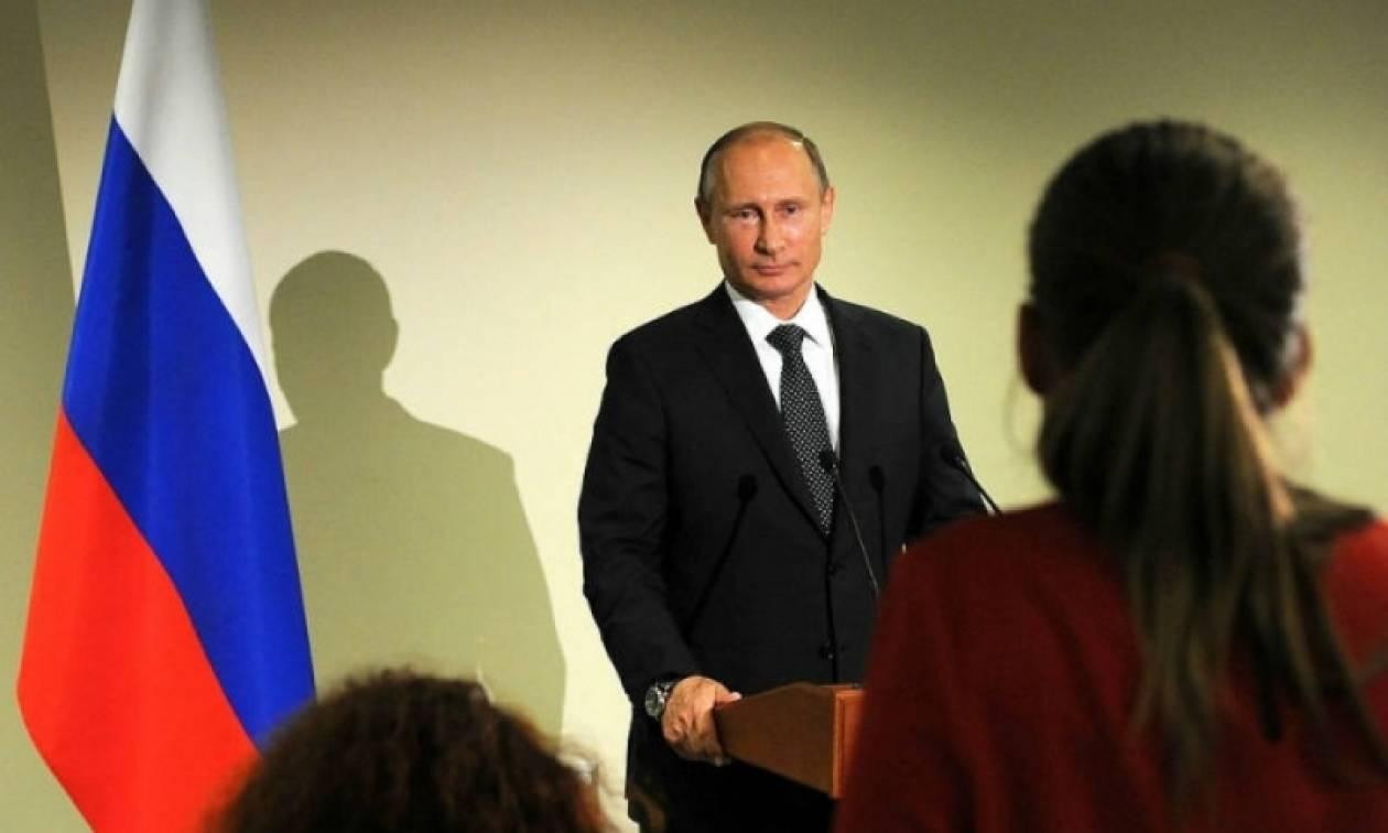Πούτιν: Αν η Τουρκία αποφάσισε να γλύψει τους Αμερικανούς, δικό της πρόβλημα!