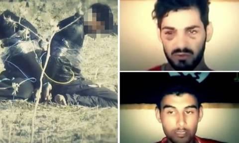 Νέο αρρωστημένο βίντεο: Τζιχαντιστές ανατίναξαν αιχμαλώτους με εκρηκτικά (σκληρές εικόνες)