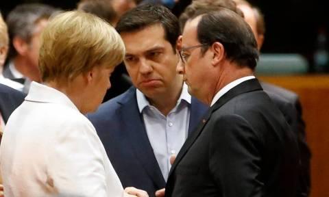 Ραντεβού Τσίπρα με Μέρκελ και Ολάντ στο περιθώριο του Ευρωπαϊκού Συμβουλίου