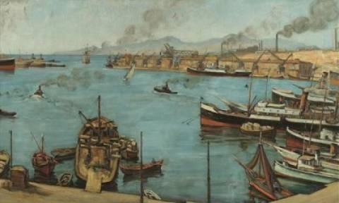 Μιχαήλ Αξελός (1877-1965) – Ανάμεσα σε δύο κόσμους: Έκθεση στο Μουσείο της Τράπεζας της Ελλάδος
