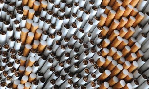 Ποσότητα μαμούθ λαθραίων τσιγάρων στο Ε' Τελωνείο Πειραιά