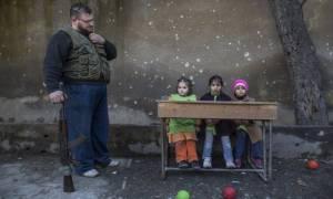 Ένα συγκλονιστικό βίντεο της UNICEF για τα μωρά που γεννιούνται στον πόλεμο! (vid)