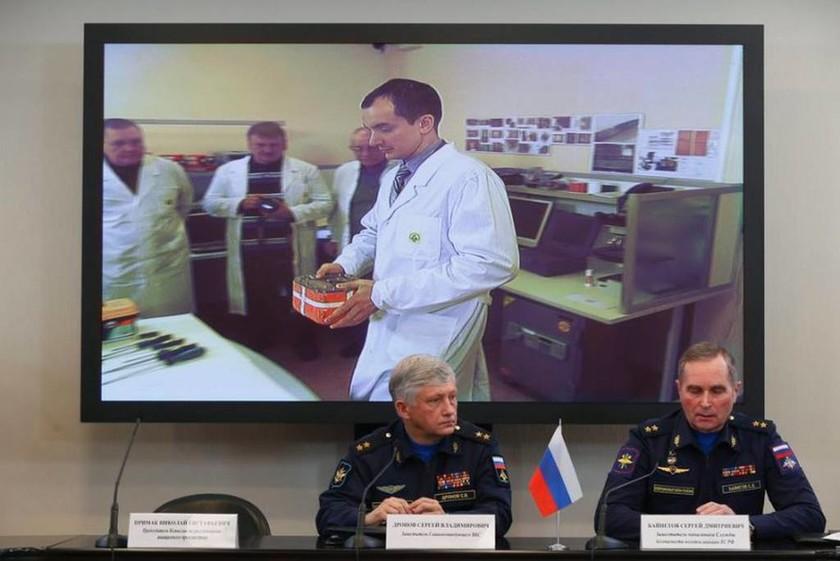 Ρωσία: Ανοίχτηκε το «μαύρο κουτί» του ρωσικού μαχητικού που κατέρριψαν οι Τούρκοι (photos)