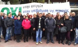 ΕΝ ΚΛΩ: Σε «αγώνα δρόμου» πρώην εργαζόμενοι για να πάρουν στα χέρια τους το εργοστάσιο!