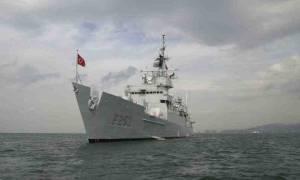 Συνεχίζουν τις προκλήσεις οι Τούρκοι: Πολεμική φρεγάτα παρενόχλησε κυπριακό πλοίο