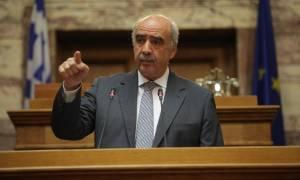 Εκλογές ΝΔ - Μεϊμαράκης: Καμία περίπτωση συνεργασίας και με τον Τσίπρα