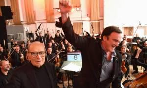 Ταραντίνο και Μορικόνε γράφουν μαζί για πρώτη φορά στην ιστορία του κινηματογράφου