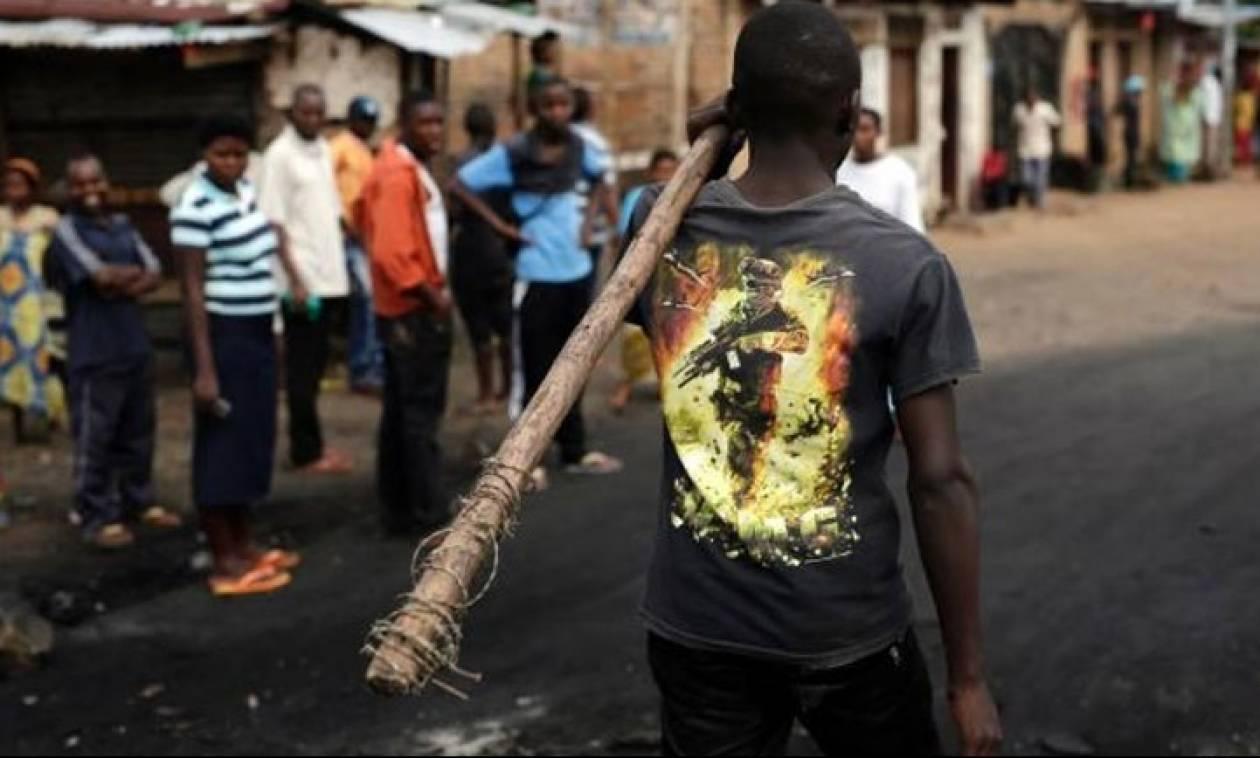 Αφρικανική Ένωση: Στέλνει ειρηνευτική δύναμη 5000 ανδρών στο Μπουρούντι