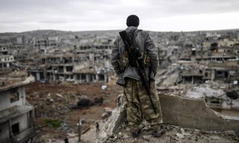 Εννέα Ιρακινοί στρατιώτες νεκροί από «φίλια πυρά» του διεθνούς συνασπισμού