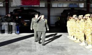 Αποφοίτηση Αξιωματικών και Υπαξιωματικών Τεθωρακισμένων του ΚΑΤΑΡ (pics)