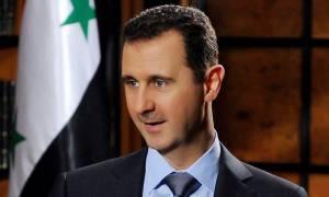 Συρία: Σπάνια επίσκεψη του προέδρου Άσαντ σε εκκλησία (vid)