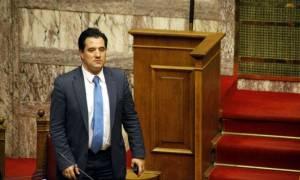 Εκλογές ΝΔ - Άδωνις: Παρά φύσιν και τοξική μια συνεργασία της ΝΔ με τον ΣΥΡΙΖΑ