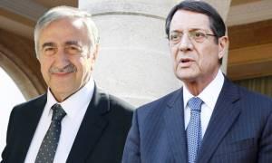 Κυπριακό: Συνάντηση σήμερα (20/12) Αναστασιάδη-Ακιντζί