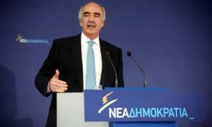 Εκλογές ΝΔ - Μεϊμαράκης: Μαζί θα χτίσουμε την αυριανή Νέα Δημοκρατία