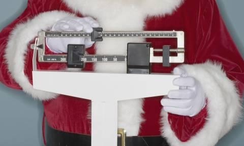 Χρήσιμες οδηγίες για να μην πάρετε κιλά τις γιορτές