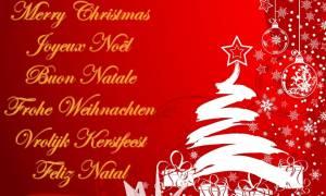 Μάθετε να λέτε «Καλά Χριστούγεννα» σε 24 γλώσσες! (video)