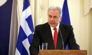Στην Αθήνα επέστρεψε ο Δημήτρης Αβραμόπουλος