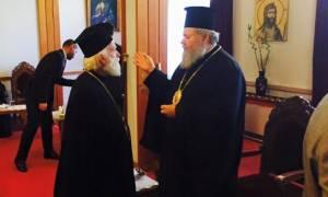 Μητροπολίτης Χανίων: Διαψεύδει δημοσιεύματα περί κόντρας με Αρχιεπίσκοπο Κρήτης