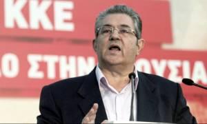 Κουτσούμπας: Η συγκυβέρνηση ΣΥΡΙΖΑ-ΑΝΕΛ ολοκληρώνει τη σφαγή του λαού