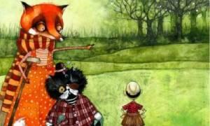 Νιφάδες παραμυθιού: Χριστουγεννιάτικη έκθεση παιδικής εικονογράφησης στο Ίδρυμα Μ. Κακογιάννης