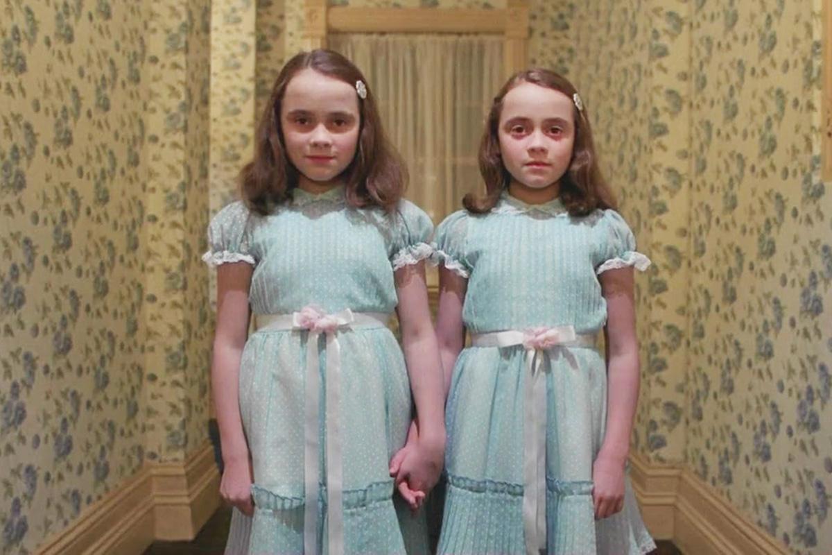 02 creepy twins shining