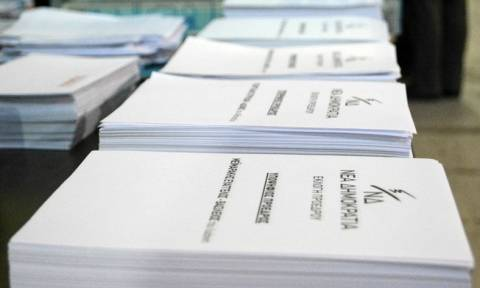 Εκλογές ΝΔ - Παράταση της ψηφοφορίας μέχρι τις 20:00