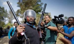 Μακελειό στην Αιθιοπία - Τουλάχιστον 75 νεκροί από πυρά αστυνομικών (Vid)