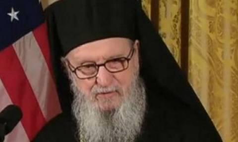 Αρχιεπίσκοπος ΗΠΑ: «Ο Ιησούς Χριστός είναι το στήριγμα όσων υποφέρουν αδίκως»(video)
