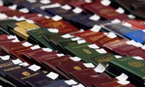 Γερμανία: Κλοπή χιλιάδων διαβατηρίων από το Ισλαμικό Κράτος