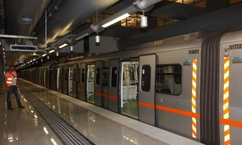 Στάση εργασίας στο Μετρό τη Δευτέρα (21/12)
