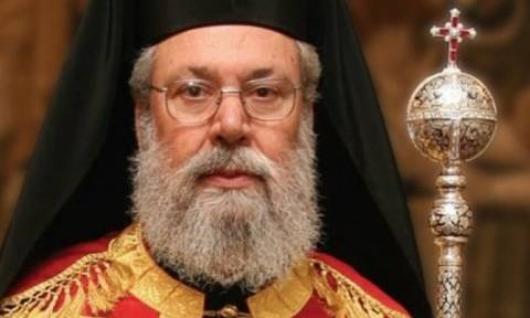 Αρχιεπίσκοπος Κύπρου: Η εκκλησία δεν θα δεχθεί παραμονή εποίκων
