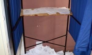 Τα πρώτα αποτελέσματα των εκλογών της ΝΔ