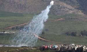 Ένταση στα σύνορα Ισραήλ - Λιβάνου