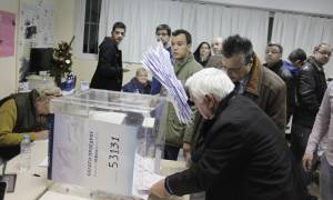 Αποτελέσματα εκλογών ΝΔ: Πρωτιά Μητσοτάκη στα Χανιά