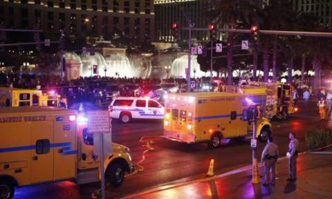 ΗΠΑ: Διαψεύδει τις υποθέσεις περί τρομοκρατικής ενέργειας η αστυνομία του Λας Βέγκας