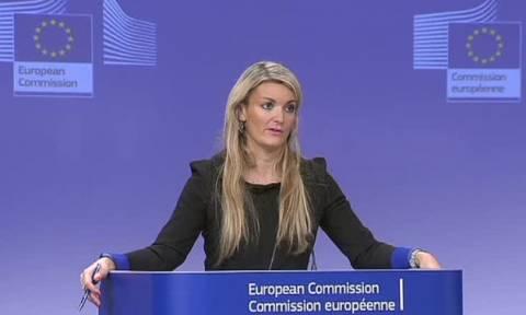 Εκπρόσωπος Κομισιόν: Πριν τα Χριστούγεννα η απόφαση για το 1 δισ. ευρώ