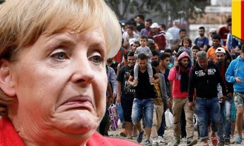 Διπλάσιες επαναπροωθήσεις μεταναστών πραγματοποίησε φέτος η Γερμανία