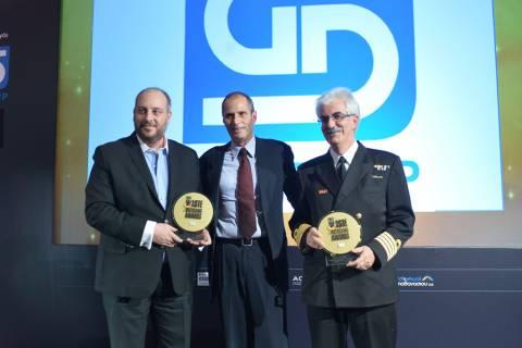 Βραβείο στο Πολεμικό Ναυτικό για το ΝΝΑ (pics)